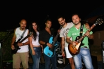 Saturday night with PURPLE VIBE live at Gondola Marine