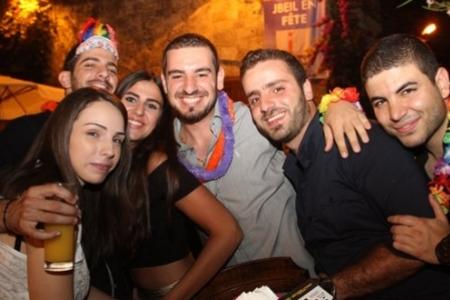 Weekend at Barbacane Pub, Byblos