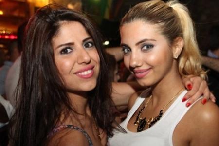 Saturday Night at Garden Pub, Byblos