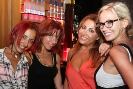 Friday Night at Garden Pub, Byblos