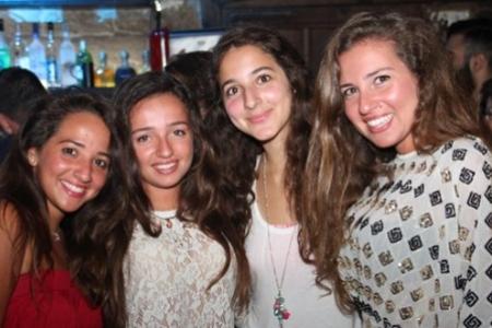 Saturday Night at La Paz Pub, Byblos