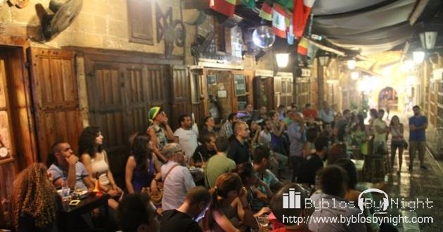 Weekend at Frolic Pub, Byblos