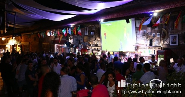 Saturday Night at Byblos Old Souk